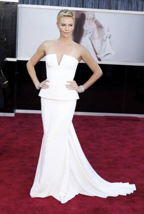 Charlize Theron: Christian Dior