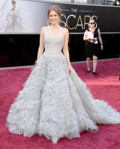 Amy Adams: Oscar de la Renta