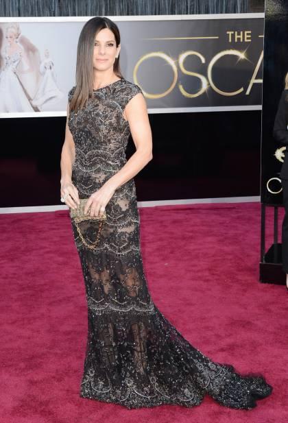 Sandra Bullock: Elie Saab